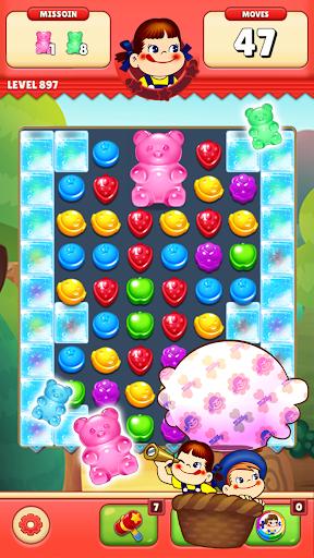 Milky Match : Peko Puzzle Game screenshots 13