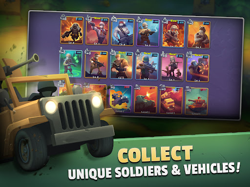 GUNS UP! Mobile Varies with device screenshots 12