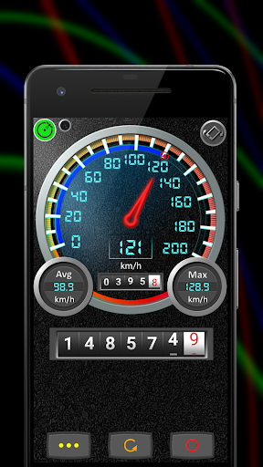 DS Speedometer & Odometer 7.02 Screenshots 4