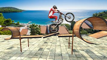 Crazy Bike Racing Stunt 3D
