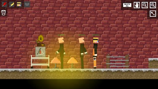 Ninja Star Playground: Ragdoll Fighter android2mod screenshots 2