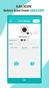X Icon Editor (Customize App icon & Shortcut) 1.1.5 Screenshots 4
