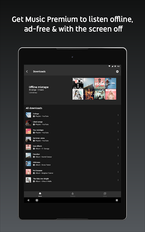 YouTube Music poster 9