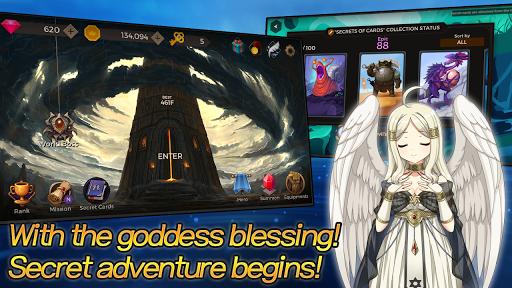 Secret Tower 500F (Super fast growing idle RPG) 88 screenshots 6