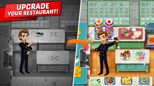 Cooking: My Story - Chef's Diary of Cooking Games apklade screenshots 2