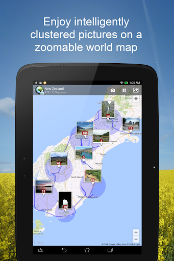PhotoMap Gallery - Photos, Videos and Trips android2mod screenshots 15