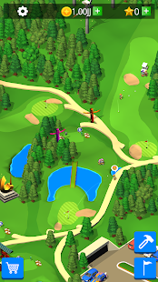 Idle Golf Club Manager Tycoon 0.9.0 screenshots 6