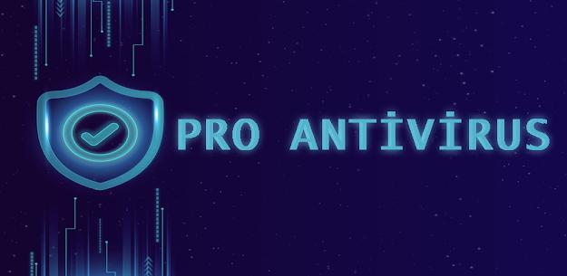 ProAV – Antivirus for android phones 2020 APK 1