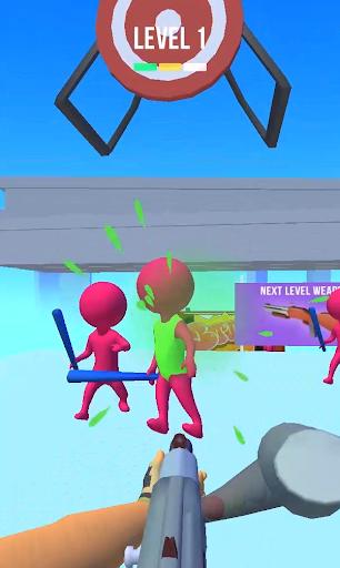 Paintball Shoot 3D - Knock Them All 0.0.1 screenshots 14