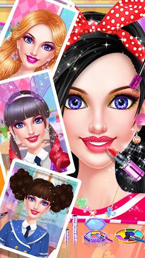 School Makeup Salon 2.8.5038 screenshots 3