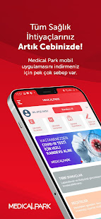 Medical Park Mobile 8.2.3 Screenshots 1
