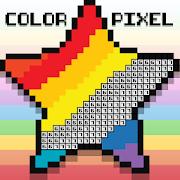 Color Pixel Art Classic - Pixel Paint by Numbers