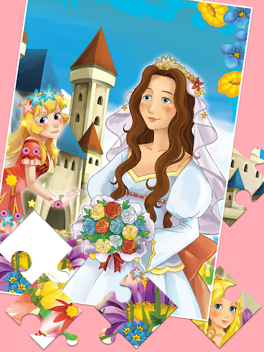 Princess Puzzles for Kids 1.3.3 screenshots 4