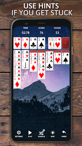 Solitaire Classic Era - Classic Klondike Card Game 1.02.07.08 screenshots 4