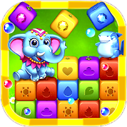 Toy Farm Rescue : The Block Game