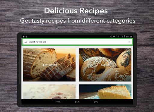 Foto do Bread Recipes