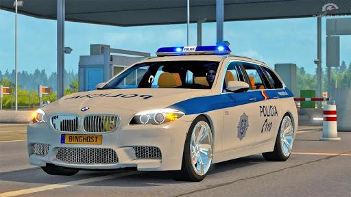 Spooky Stunt Crazy Police Parking 2020 0.1 screenshots 21
