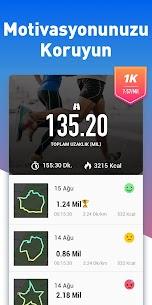 Ücretsiz Koşu Uygulaması  GPS' li ve Haritalı Koşu İzleyici Güncel 2021** 5