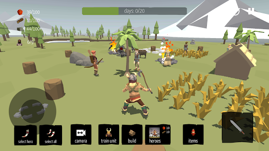 Viking Village Mod Apk (Unlimited Resources) Download 2