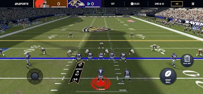 Madden NFL 21 Mobile Football APK MOD HACK (Dinero Ilimitado) 2