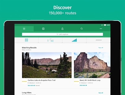 ViewRanger: Trail Maps for Hiking, Biking, Skiing 2