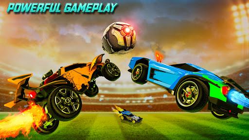 Rocket League Football Games apkmartins screenshots 1