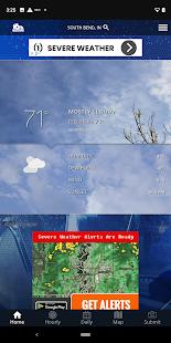 WNDU First Alert Weather 5.2.400 screenshots 1