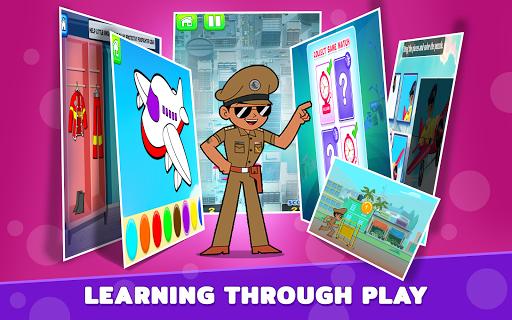 Little Singham : Kids Early Learning App | Games apktram screenshots 7