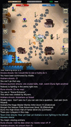 Wyvern 1.6.1 screenshots 2