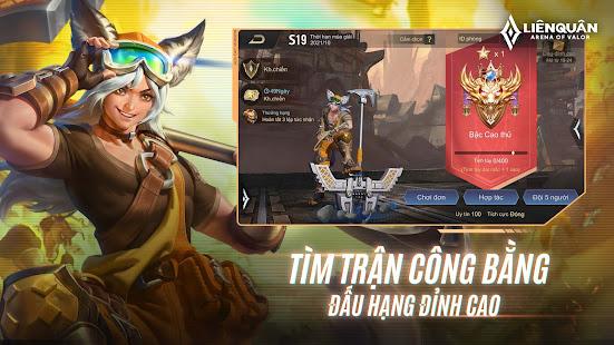 Garena Liu00ean Quu00e2n Mobile 1.41.1.9 Screenshots 2