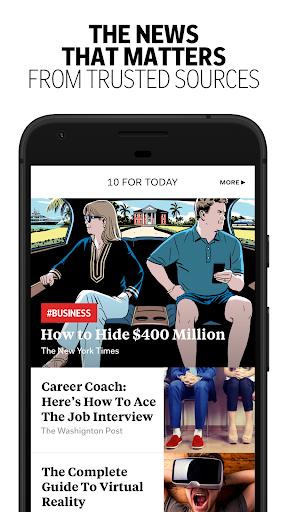 Flipboard - Latest News, Top Stories & Lifestyle 4.2.65 Screenshots 2