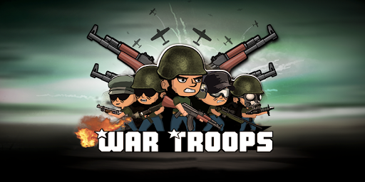 War Troops: Military Strategy Game for Free 1.25 screenshots 7