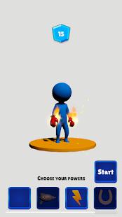Superhero Fight Battler
