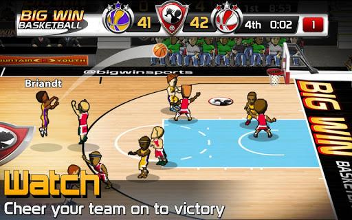 BIG WIN Basketball 4.1.6 screenshots 3
