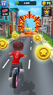 Bike Blast- Bike Race Rush Screenshot