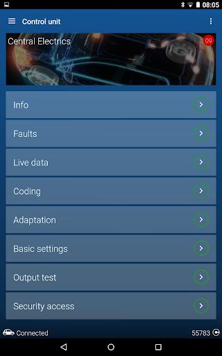 OBDeleven car diagnostics 0.30.0 Screenshots 19
