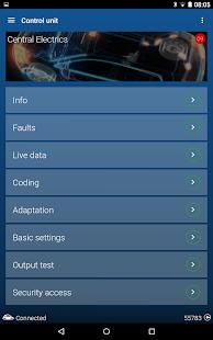 OBDeleven car diagnostics screenshots 10