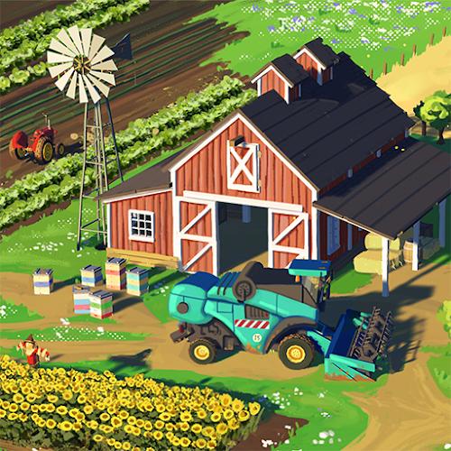Big Farm: Mobile Harvest – Free Farming Game 8.1.21684