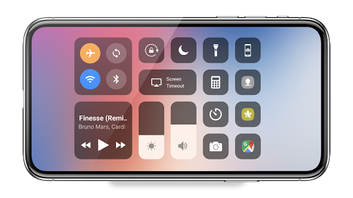 Control Center IOS 13 - Control Center 2.4.70 Screenshots 3