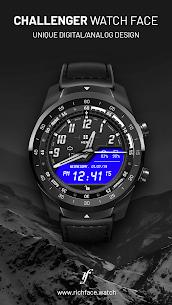 Challenger Watch Face 4