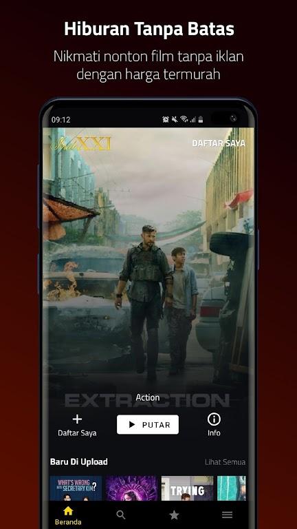 IndoXXI Premiere  poster 0