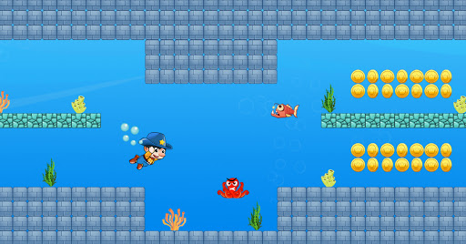 Super Bino Go 2 - Classic Adventure Platformer  screenshots 4