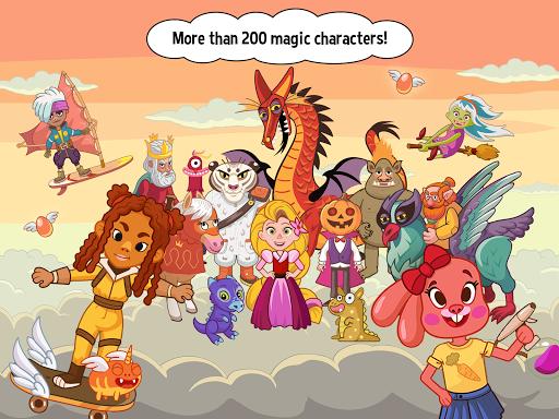 Pepi Wonder World: Islands of Magic Life! screenshots 9