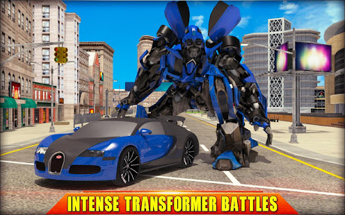 Car Robot Transformation 19: Robot Horse Games 2.0.7 Screenshots 12