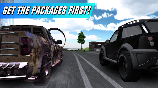 4x4 smugglers truck driving hack