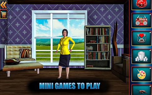 Evil Scary Teacher Creepy Game: Horror House 3D 3