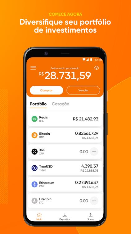 bitcoin foxbit