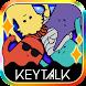 KEYTALKの太陽系リズムモンスター - Androidアプリ