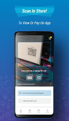 Decathlon Online Shopping App apktram screenshots 3