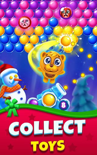 Christmas Games - Bubble Shooter 2020 2.9 screenshots 18